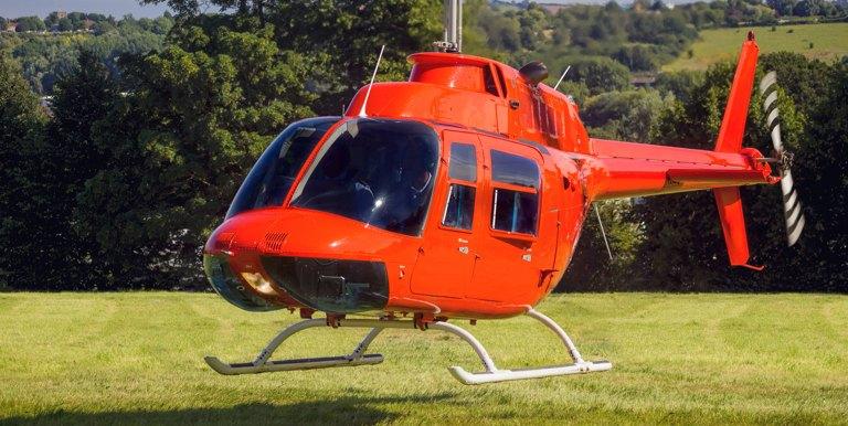 Helicopter Pleasure Flight